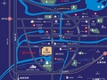 恒大·御峰交通图