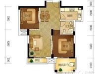 1282星汇二期11楼 两室两厅 精装修 位置好 明年4月满两年