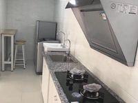 出租金宸花园1楼汽车库改造,二室,带大厨房,卫生间,新装