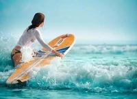 时刻丨冲浪活动绽放湖州,来湖山赋清凉一夏!
