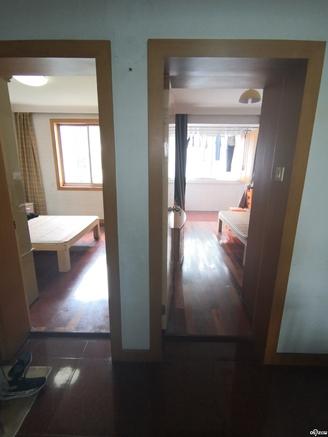 潜庄小区3楼 标准套型 两室朝南 良装 满两年
