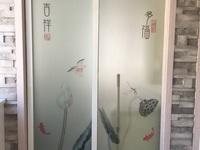 爱家华城5楼单身公寓 60平 豪华装修 全套家电 2200元/月 包物业、宽带