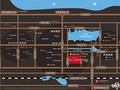 嘉境府(祥新·浅山郦境)交通图